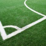 background soccer field